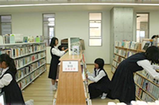 図書整理班