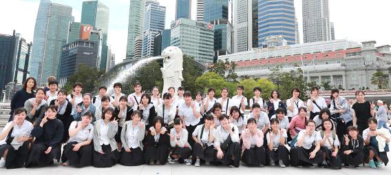 修学旅行(シンガポール)