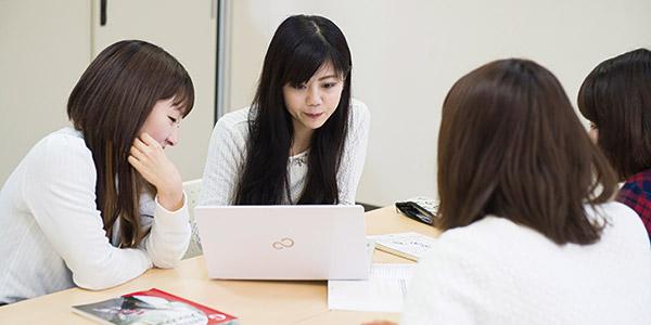 グループワークを通して他者と協働的に問題を解決する能力を育成
