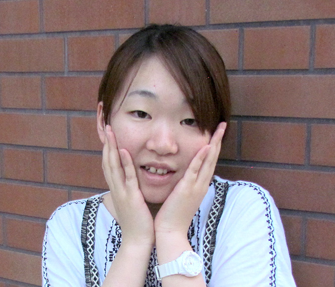 松岡 留里さん