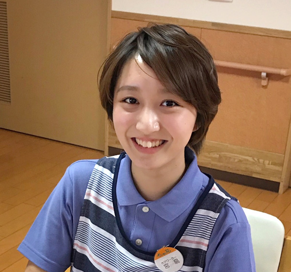 宮島菜乃子さん