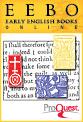 Early English Books Online(EEBO)